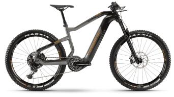 Haibike XDURO AllTrail 6.0 27.5 E-Bike MTB bici completa carbono/titan/bronze Mod. 2021