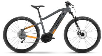 Haibike HardNine 4 29 E-Bike MTB bici completa . cool grigio/lava mod. 2021