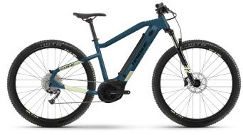 Haibike HardNine 5 29 E-Bike MTB bici completa . blu/canary mod. 2021