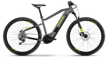 Haibike HardNine 6 29 E-Bike MTB Komplettrad cool grey/black Mod. 2021