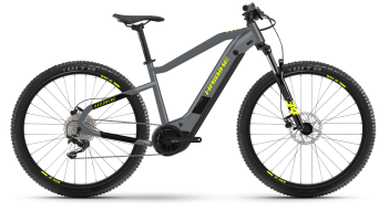 Haibike HardNine 6 29 E-Bike MTB bici completa . cool grigio/nero mod. 2021