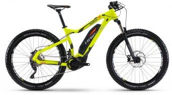 Haibike SDURO HardSeven 7.0 27.5 MTB E-Bike Komplettrad Gr. L lime/anthrazit/orange matt Yamaha PW-X-Antrieb Mod. 2017
