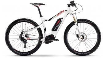 Hai bike XDURO HardSeven 5.0 27.5 MTB E- bike bike white/black/red Bosch Performance CX-Antrieb 2017