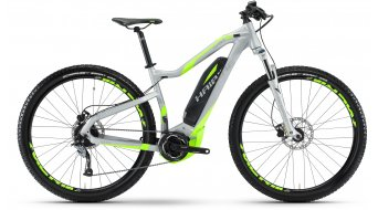 Hai bike SDURO HardNine 4.0 29 MTB E- bike bike matt Yamaha PW-Antrieb 2017