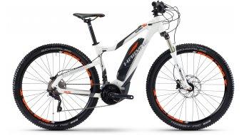 Hai bike SDURO HardNine 6.0 29 MTB E- bike bike white/anthracite/orange Yamaha PW-Antrieb 2017