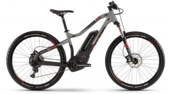 """Haibike SDURO HardSeven Life 6.0 500Wh 27.5""""/650B MTB elektromos kerékpár komplett kerékpár fekete/szürke/coral matt 2019 Modell"""