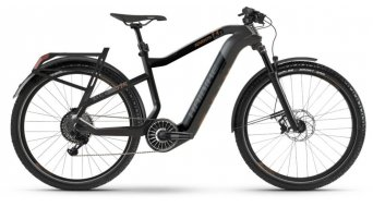 "Hai bike XDURO Adventr 6.0 27.5"" Flyon E- bike trekking bike carbon/titanium/bronze 2020"