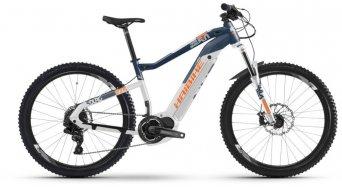 "Haibike SDURO HardNine 5.0 500Wh 29"" MTB E-Bike bici completa . bianco/blu/arancione mod. 2019"