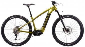 Kona 遥控 29 E-Bike MTB(山地) 整车 型号 XL gloss metallic olive 款型 2021
