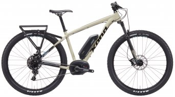 "KONA Remote 29"" MTB e-bike desert tan model 2019"