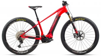 Orbea wild HT 10 29 elektrokolo horské kolo velikost L brillo bright red/matt black model 2021