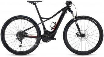 Specialized Turbo Levo HT 29 MTB E-Bike Komplettbike Damen-Rad gloss fine metallic black/nordic red Mod. 2016