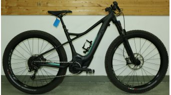 Specialized Turbo Levo WMN HT Comp 6Fattie 650B+ / 27.5+ MTB E-Bike Komplettbike Damen-Rad Gr. M black/light turquoise Mod. 2017 - TESTBIKE Nr. 43