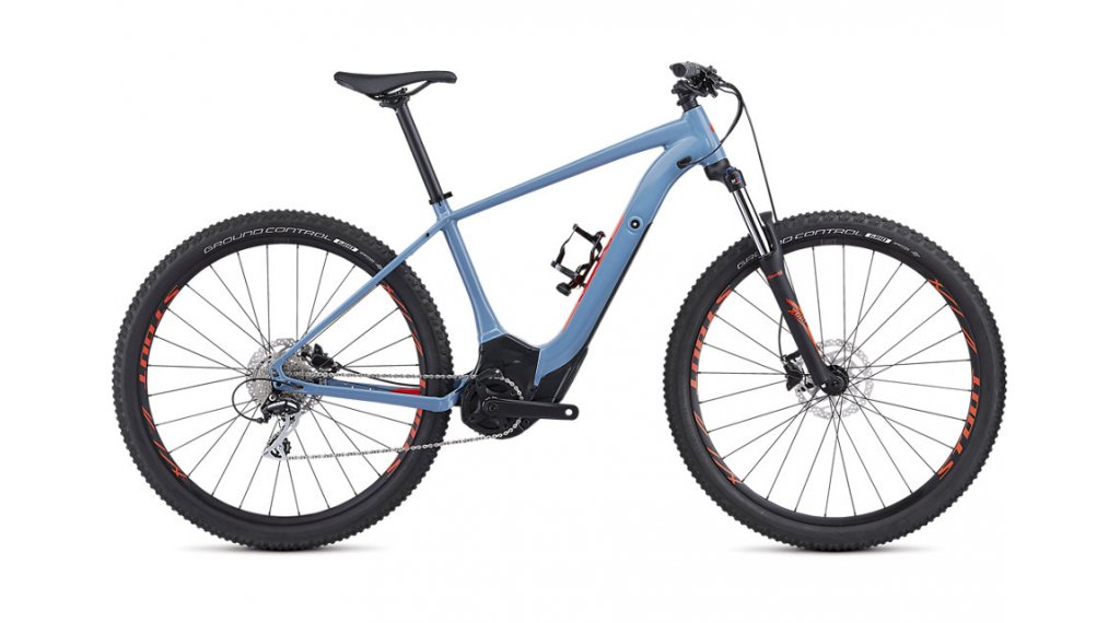 "Specialized Turbo Levo HT 29"" VTT E- vélo vélo taille L storm grey/rocket red Mod. 2019"