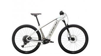 """Trek Powerfly 5 27.5"""" e-bike MTB fiets maat.#*en*#XS crystal wit/metallic gunmetal model#*en*#2021"""