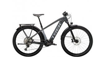"Trek Powerfly Sport 7 Equipped 29"" E-Bike MTB Komplettrad solid charcoal/slate Mod. 2021"
