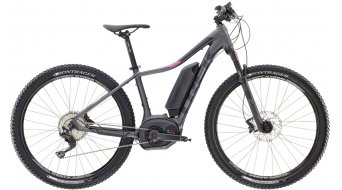 Trek Powerfly 7+ WSD 650B/27.5 MTB E- bike ladies- bike size 44.5cm (17.5) mat metallic charcoal 2017