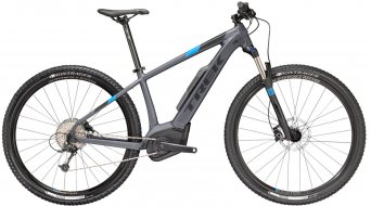 "Trek Powerfly 5 650B / 27.5"" MTB E-Bike Komplettbike 39.4cm (15.5"") Trek black Mod. 2018"
