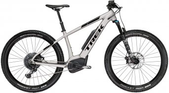 "Trek Powerfly 9 650B+ / 27.5""+ MTB E-Bike Komplettbike matte metallic gunmetal/gloss black Mod. 2018"