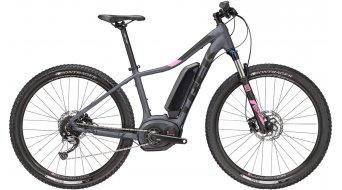 """Trek Powerfly 4 WSD 650B/27.5"""" MTB elektromos kerékpár komplett kerékpár női-Rad matte solid charcoal 2018 Modell"""