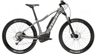 "Trek Powerfly 5 WSD 650B/27.5"" MTB E-Bike bici completa da donna . matte anthracite/gloss crystal white mod. 2018"