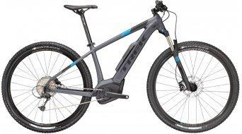 "Trek Powerfly 5 29"" MTB E- bike bike size 54.6cm (21.5"") mat solid charcoal/mat Trek black 2018"