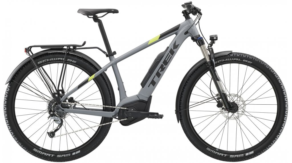 "Trek Powerfly Sport 29"" MTB e-bike fiets maat.19.5"" mat slate model 2019"