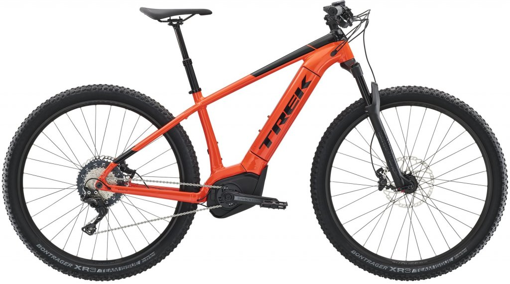 """Trek Powerfly 7 29"""" MTB E-Bike Komplettrad Gr.17.5"""" roarange Mod. 2019"""