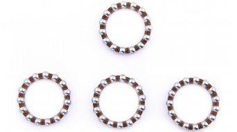 Campagnolo anillo de rodadura para OS-buje para Shamal/Eurus/Zonda/Bora/Bullet/Hyperon/Neutron (juego a 4 uds.) 4-HB-RE023