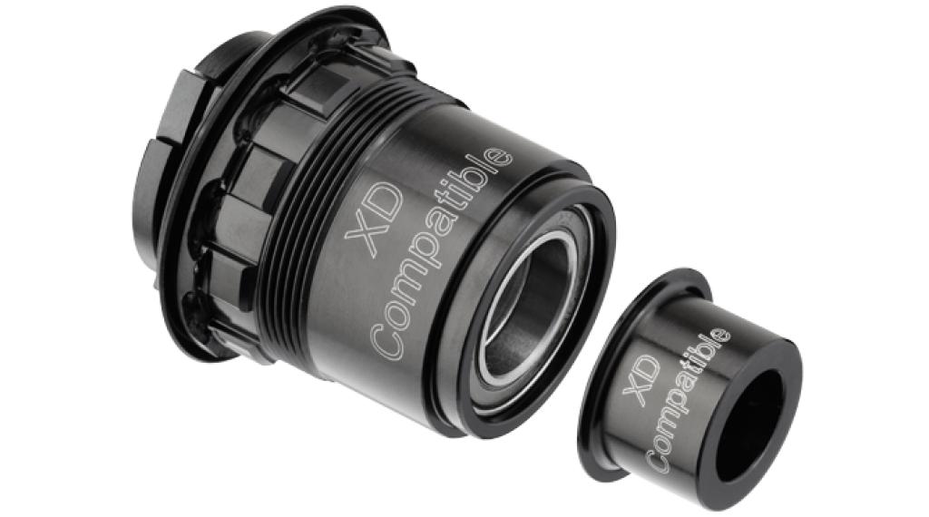 DT Swiss 自由轮 改装组件 3-棘爪 MTB(山地) SRAM XD 10x135mm ThruBolt