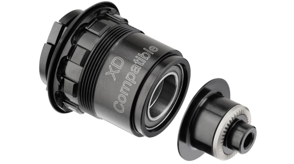 DT Swiss 自由轮 改装组件 3-棘爪 MTB(山地) SRAM XD QR 5x135mm