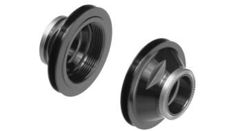 DT Swiss kit de transformation roue avant DT Road/VTT moyeux sur 15x100mm TA HWGXXX00S4468S