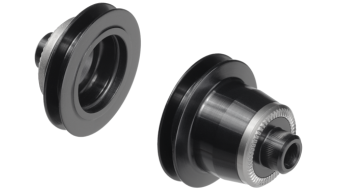 DT Swiss átalakító szett első DT Road/MTB Disc kerékagy (17mm) auf QR 5x100mm HWGXXX00S6318S