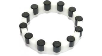 DT Swiss Nadelkanál komplett für hátsó kerékagy DT Onyx/370 fehér