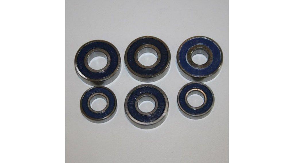 Enduro Bearings BK 5215 cuscinetto a sfera BK 5215 ABEC 3 mozzi cuscinetto kit DT Swiss Onyx Mountain