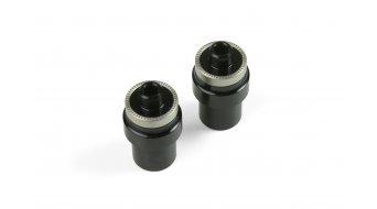Hope Pro 2 EVO FATSNO kit de conversión buje rueda delantera Quick Release QR 5x135mm (5mm cierre rápido)