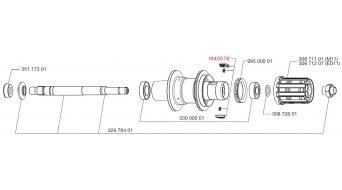 Mavic Sperrklinken & Federn FTS L für ED10 und M10
