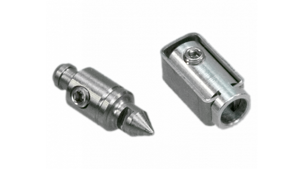 Rohloff interno(-a) guía de cables de cambio a un bujes- & cable Bowden