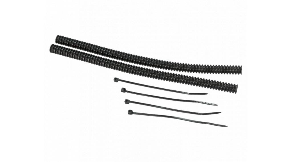 Rohloff Interne guida filo cambio Faltenbälge incl. fascetta ferma-cavo