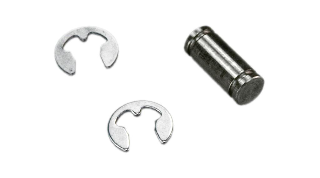 Rohloff Schnellverschluss Bolzen und Scheibe für Gabelkopf