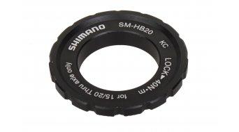 Shimano Centerlock aro de cierre con arandela para Shimano 15mm y 20mm-buje (excepto FH-M800 y HB-M800)