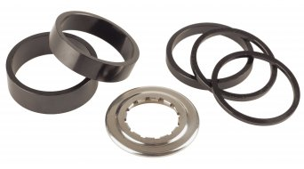 Surly Singlespeed Spacer kit (incl. acier inoxydable Abschlussmutter)