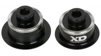 SRAM Conversion Caps elevación X0 Rear- 10x135 QR, fits XD Driver Body