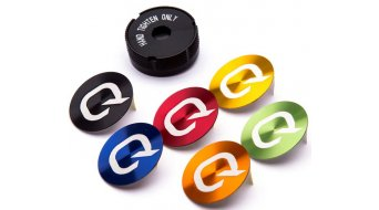 QUARQ Battery Cover 适用于 Powermeter 色彩丰富的