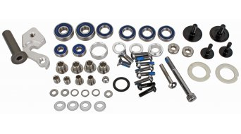 KONA bearing set OBBK 4 for Stinky 06-10 incl. bearing, axle, screws and derailleur hanger
