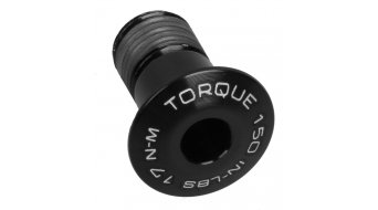 Trek spring ungs- spare part screw M10x1x18 aluminium