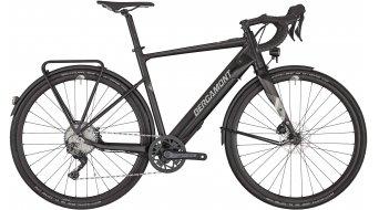 "Bergamont E-Grandurance RD Expert 28"" E-Bike Gravel Komplettrad cm black/silver (matt/shiny) Mod. 2020"