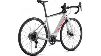Specialized Turbo Creo SL Comp carbono 28 E-Bike bici carretera bici completa tamaño S gloss dove gris/dorado ghost pearl/rocket rojo Mod. 2021