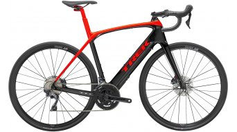 "Trek Domane+ LT 28"" E-Bike 公路赛车 整车 型号 58cm radioactive red/Trek black 款型 2020"