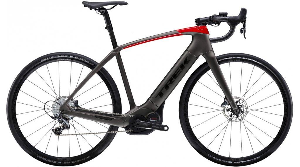 trek domane e bike rennrad komplettrad matte g nstig kaufen. Black Bedroom Furniture Sets. Home Design Ideas
